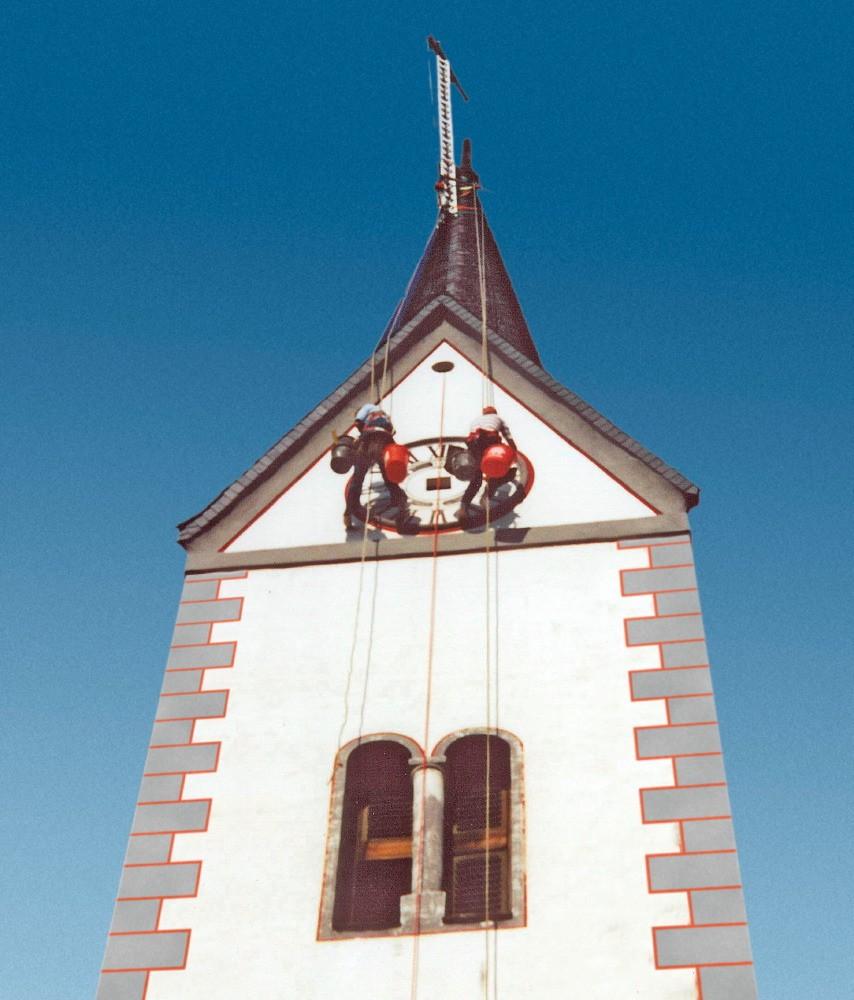 kath. Pfarrkirche Molzbichl Malerarbeiten